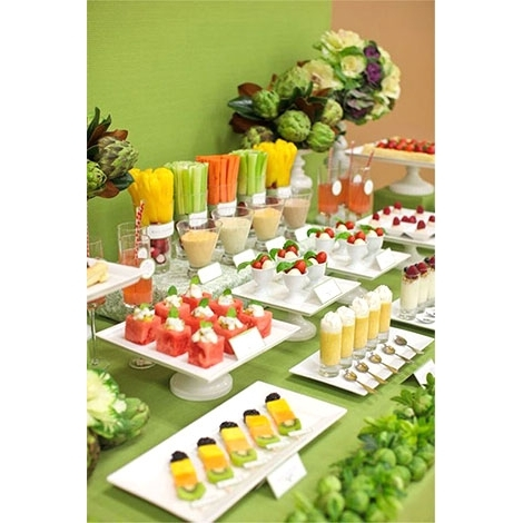 Fruits frais et jus de fruits